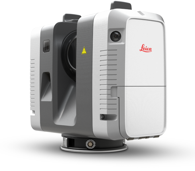 Leica RTC360 3D Laser Scanning Solution | M&P Survey Equipment