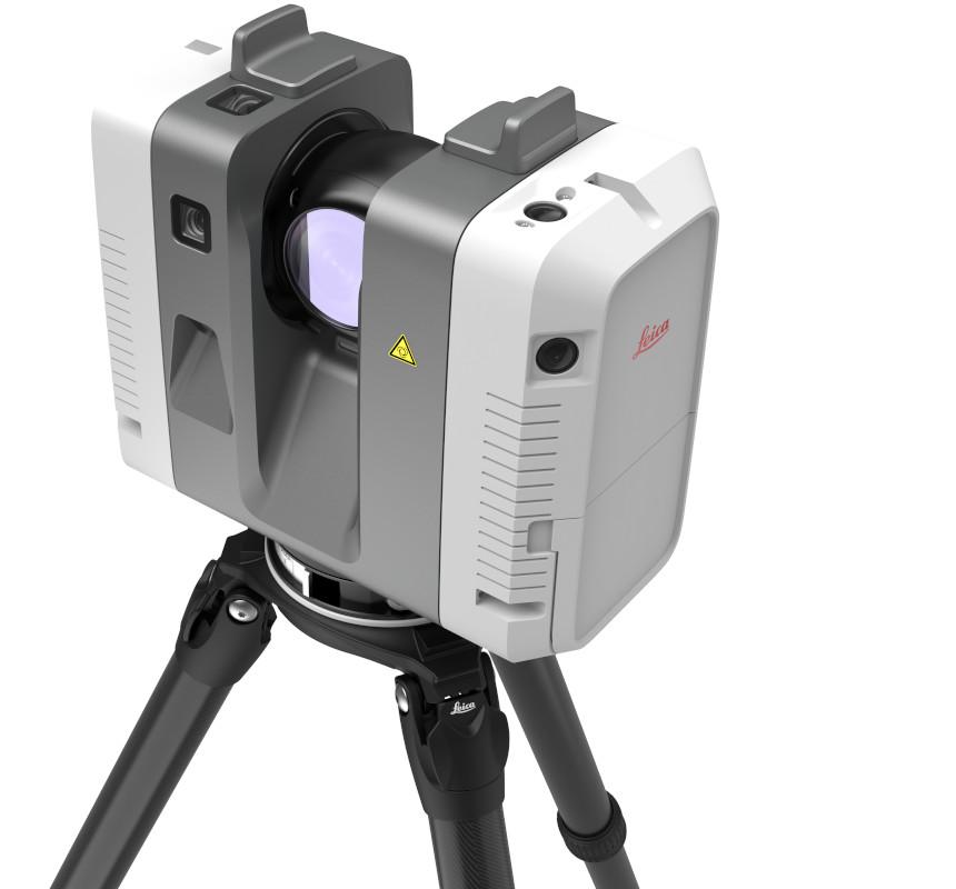 Leica RTC360 3D Laser Scanning Solution | M&P Survey Equipment