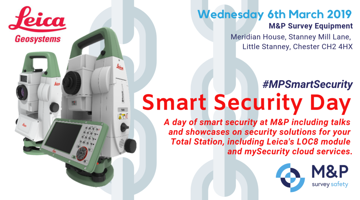 M&P Smart Security Day event poster