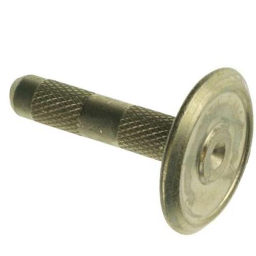 Goecke flat brass marker