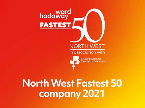 Ward Hadaway North West Fastest 50 Awards
